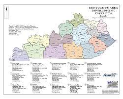 Kentucky Personnel Cabinet Position Description by Kentucky Dlg Area Development Districts