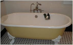Bootz Cast Iron Bathtub by Cast Iron Bathtub Refinishing Seattle Bathubs Home Decorating