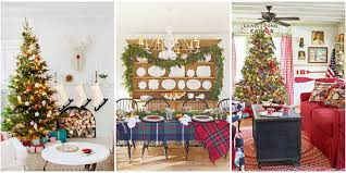 100 House Inside Decoration Collection Christmas Homes Decorated Photos