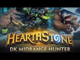 Hunter Hearthstone Deck Kft by Hearthstone łowca 11 Dk Midrange Hunter Standard Talia