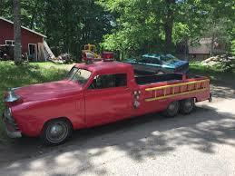 100 Crosley Truck 1950 Fire For Sale ClassicCarscom CC1003820