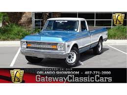 1969 Chevrolet C/K 20 For Sale | ClassicCars.com | CC-1141992