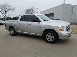 100 2009 Dodge Truck PREOWNED DODGE RAM 1500 SLT RWD 4D CREW CAB