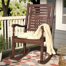 Three Posts Zinnia Solid Acacia Wood Patio Rocking Chair & Reviews ... Masaya Co Amador Rocking Chair Wayfair Chair Wikipedia Vintage Used Chairs For Sale Chairish Indoor Wooden Cracker Barrel Front Porch Holiday Decor 2018 Bonjour Bliss Roxanne West Outdoor Wicker Wickercom Pong Glose Dark Brown Ikea Alert Cambridge Casual Patio Hot Deals Directory Of Handmade Makers Gary Weeks And Company Old Man Stock Photos 15 Ways To Arrange Your Fniture Decor