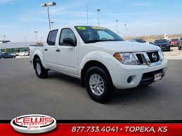 100 Nissan Frontier Truck Used 2018 Crew Cab Used Car Dealerships Hays