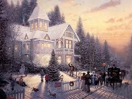 Thomas Kinkade Christmas Tree Wonderland Express by Thomas Kinkade Christmas Picture It U0027s Christmas Time