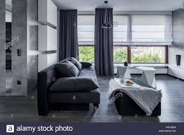 vorhange wohnzimmer grosses fenster caseconrad