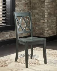 ashley mestler dining upholstered side chair ashley d540 202 at