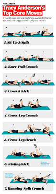 Ab Exercises From Gwyneth Paltrow s Trainer Health