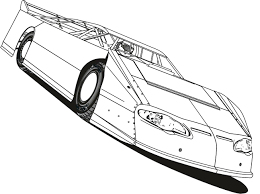 30 Car Coloring Pages