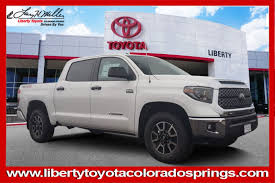 100 Trucks For Sale Colorado Springs Toyota Tundra For In CO 80950 Autotrader