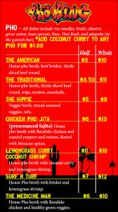 Lovely Red House asian Kitchen Menu Taste