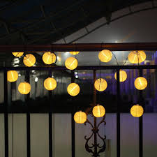 Ceramic Christmas Tree Bulbs Amazon by Lanterns Lights For Indoor Fence Warm White For Party Http Www
