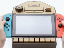 Nintendo Labo Was Created Specifically For The Mini Games On Switch