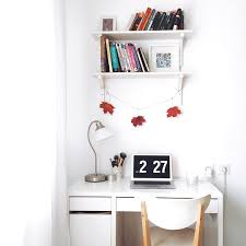 Ikea Computer Desk Workstation White Micke by Autumn Workspace Idea Ikea Micke Table Our Home Pinterest