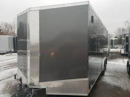 2018 Discovery Trailers CLASSIC SERIES 85X20 Enclosed Cargo Trailer