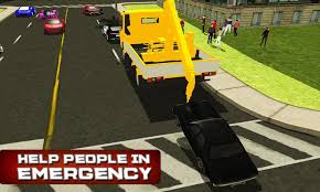100 Towing Truck Games City Tow Simulator 3D For Android APK Download