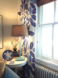 Smocked Burlap Curtains By Jum Jum by Navy And White Curtains Blue And White Curtains Pinterest