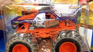 Hotwheels Monster Jam Monster Trucks At Toys R Us - YouTube