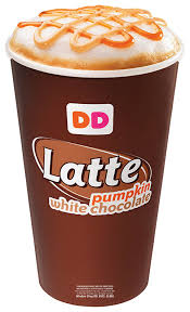 Dunkin Pumpkin Spice Donut by It U0027s A Food Thing Fall Means Pumpkin U2013 Idiot Runner