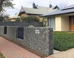 100 Gabion House Portfolio Of Rockweld Projects Weldmesh S Adelaide