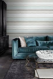 tapete marmor optik beige und hellblau matières