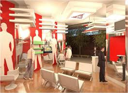 barber shop interior colors interior design of beauty parlour