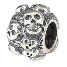 Pandora Halloween Charms by Buy Pandora Charms Skull And Get Free Shipping On Aliexpress Com