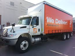 Rent Truck Home Depot In Voguish Isis Note Left Truck By New York ...