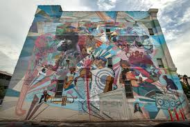 Philadelphia Mural Arts Program Jobs by Look Out For These 22 New U0027monuments U0027 In Philly This Fall