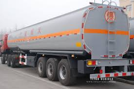 100 Truck Trailer Manufacturers 3 Axles Fuel Dolly Drawbar Tanker Trailers With Fuel Tanker Trailer