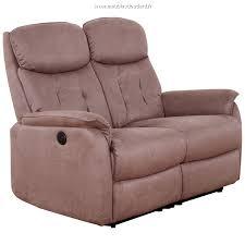 canapé 2 places relax canapé 2 places relax canapé en tissu relaxation salon relax