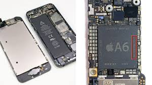 iPhone 5 deconstructed packed with power efficient parts