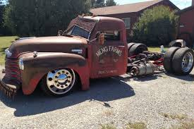 100 Rat Rod Chevy Truck Mengs Forgotten Family Farm Finally Gets Respect