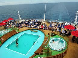 Carnival Magic Lido Deck Cam by What U0027s New What U0027s Not On A Carnival Magic Cruise Travel Maven