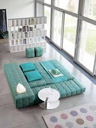 Contemporary Bed Designed With Modular Units Unique Furniture For Bedroom Decorating The Other Exceptional Ideas
