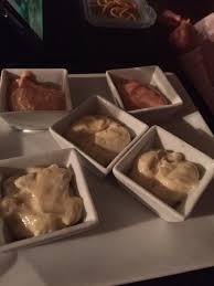 sauces photo de la maison des fondues marseille tripadvisor