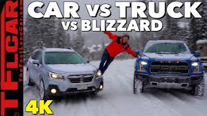 100 Subaru Outback Truck 2019 Ford Raptor Vs Whats The Best Blizzard Fighter