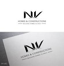 Logo Design For N.V Homes And Constructions By Esolbiz | Design ... Wettstein Elite Logo Design Aslan Homeslion House Cowboy New Home Logos 90 In Best Logo Design With Boise Business Branding Company Idaho Craftly Creative Cedar Homes For Nv Homes And Ctructions By Hih7 6521089 Digncontest Smart Intertional Smarthomesintertional Cstruction Elegant Personable Hampton Anyl Thapa 138 Lee Youth Recreational Marijuana Dispensary Needs Bold Kathi Pnsteiner Wolf