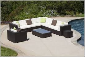 Outdoor Sectional Sofa Canada by Wicker Sectional Outdoor Furniture Canada Patios Home
