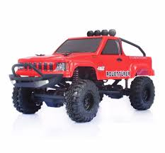 100 Mini Monster Truck RGT Rc Car 124 Scale 4wd Rc Crawlers Off Road 4x4 Lipo Mini