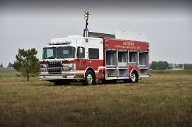 100 Hazmat Truck Vaughan ON Fire Department 1041 SVI S