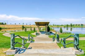 Denver International Airport Murals Explained by Amphitheater At Green Valley Ranch Community Denver