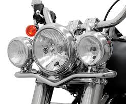 Harley Davidson Light Bar by Harley Davidson Fatboy With Auxiliary Lights Pictures To Pin On
