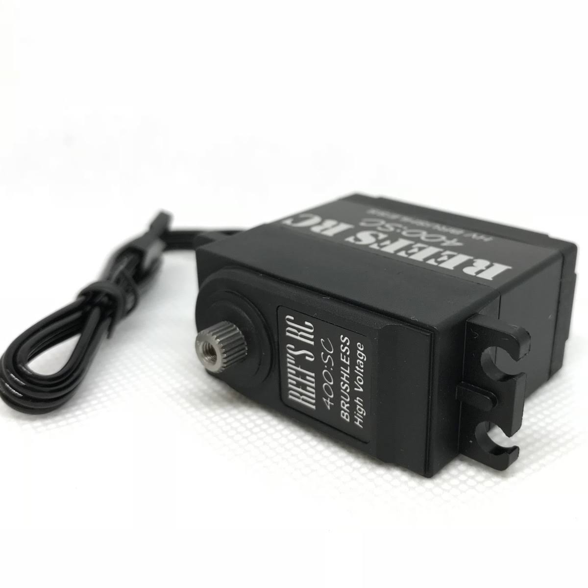 Reefs RC 400SC High Torque High Speed Digital Brushless Servo 0.07/427 @