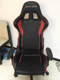 DXracer Gaming Chair, Furniture, Tables & Chairs On Carousell Gaming Chairs Dxracer Cushion Chair Like Dx Png King Alb Transparent Gaming Chair Walmart Reviews Cheap Dxracer Series Ohks06nb Big And Tall Racing Fnatic Version Pc Black Origin Blue Blink Kuwait Dxracer Racing Shield Series R1nr Red Gaming Chair Shield Chairs Top Quality For U Dxracereu Iron With Footrest Ohia133n Highback Esports Df73nw Performance Chairsdrifting