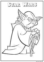 Star Wars Free Printable Coloring Pages 06