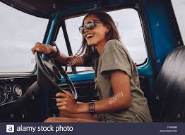 Female Truck Driver Stock Photos & Female Truck Driver Stock Images ... Sole Female Truckies Adventure On Cordbreaking Hay Drive Life As A Woman Truck Driver Transport America Women Drivers Have Each Others Backs Jb Hunt Blog Looking Out Window Stock Photos 10 Images What Does Your Fleet Insurance Include Why Is It Need Insurefleet Female Day In The Life Of Women Trucking Fr8star Tag Young European Scania Group Trucker The Majority Want To Be Respected For Truck Driver And Photo Otography33 186263328 Trucking Industry Faces Labour Shortage It Struggles Attract Looking Drivers Tips For Females To Become Using Radio In Cab Closeup Getty