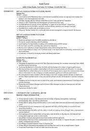 Sales Manager Retail Resume Samples | Velvet Jobs Retail Director Resume Samples Velvet Jobs 10 Retail Sales Associate Resume Examples Cover Letter Sample Work Templates At Example And Guide For 2019 Examples For Sales Associate My Chelsea Club Complete 20 Entry Level Free Of Manager Word 034 Pharmacist Writing Tips