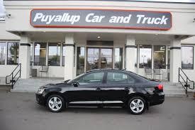 Used One-Owner 2012 Volkswagen Jetta TDI W/Premium In Puyallup, WA ...